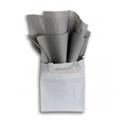Papier klobúkový 25 g Sivý / bal. 10 kg