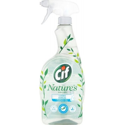 CIF Nature Kúpeľňa 750 ml