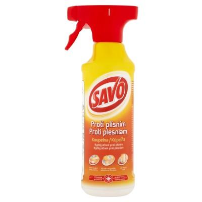 SAVO proti plesni kúpeľňa 500 ml