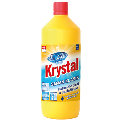 KRYSTAL SANAN Dezinfekcia Klasik 1 l