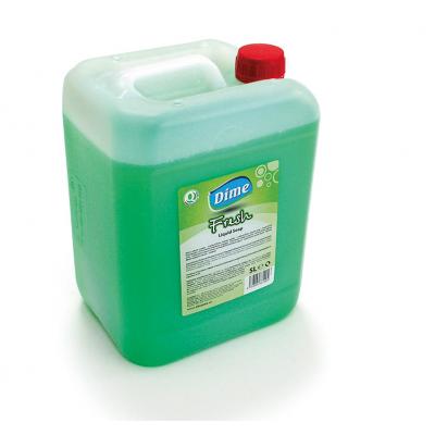 Tekuté mydlo 5 l Dime - rôzne druhy