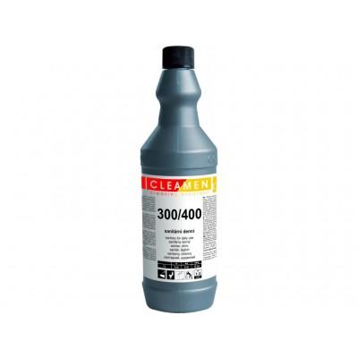 CLEAMEN 300/400 Čistiaci prostriedok na údržbu sanity s príjemnou vôňou 1 l