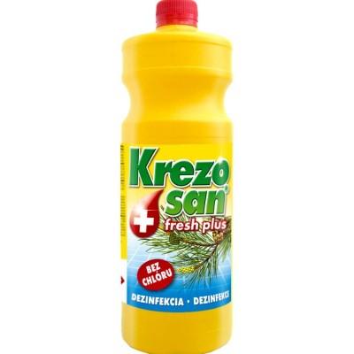 KREZOSAN fresh plus Univerzálny čistiaci a dezinfekčný prostriedok 950 ml