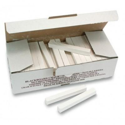 Krieda školská biela / bal. 100 ks