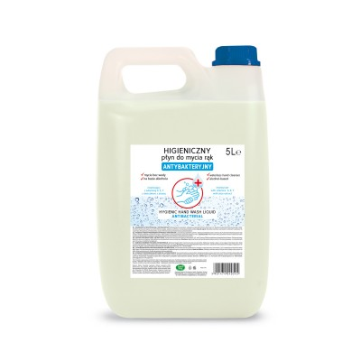 Dezinfekčný prostriedok na ruky alkohol + aloe vera 5 l