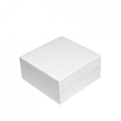 Obrúsky do zásobníka 1-vrstvové 30x33 cm Biele