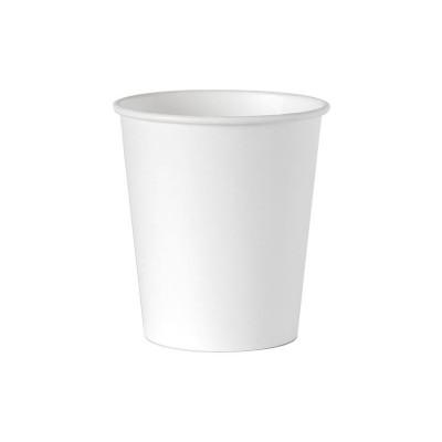 Pohár BIO papierový 250 ml Biely / bal. 100 ks