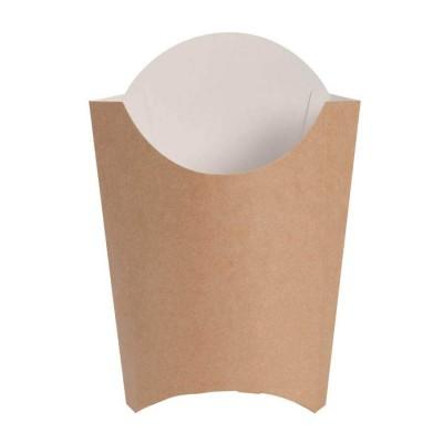 Box na hranolky Kraft veľký / bal. 50 ks
