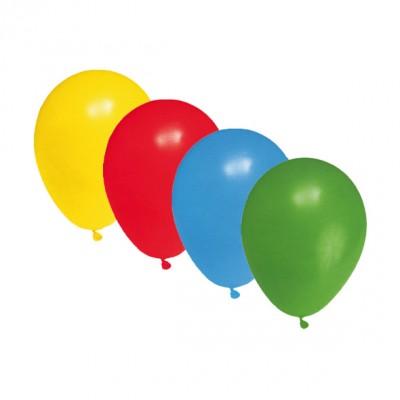 Balóniky S Farebný mix  / bal. 100 ks