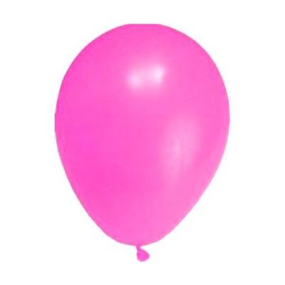 Balóniky M Ružové / bal. 10 ks