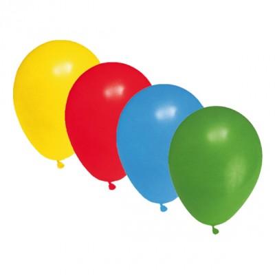 Balóniky M Farebný mix / bal. 20 ks