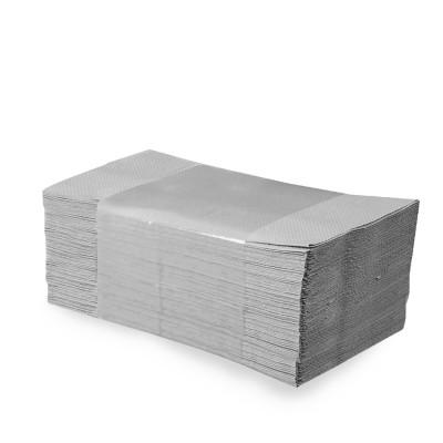 Papierové uteráky skladané ZZ 25x23 cm Natural