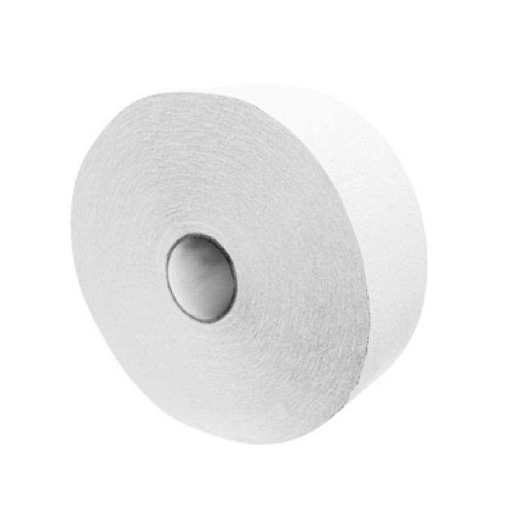 Toaletný papier JUMBO 2-vrstvový pr. 27 cm Biely / 360 m