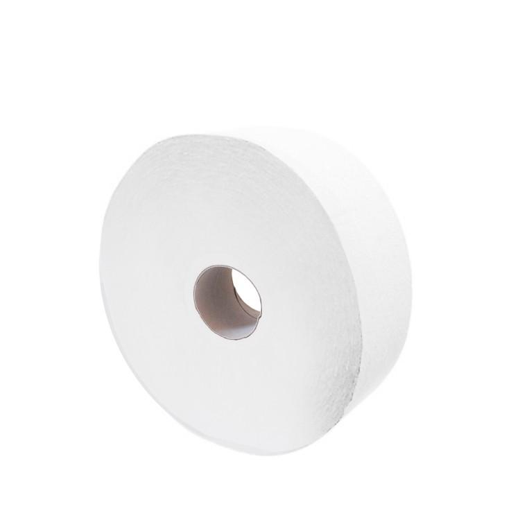 Toaletný papier JUMBO 2-vrstvový pr. 26 cm, 220 m Biely