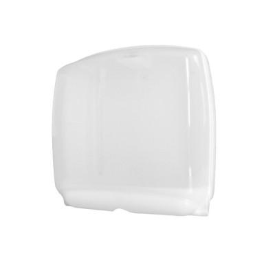 Zásobník na ZZ uteráky plastový Hyg Soft Biely