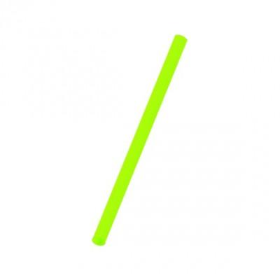 Slamky JUMBO 25 cm, pr. 8 mm Zelené / bal. 150 ks
