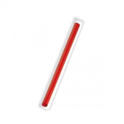 Slamky hygienicky balené JUMBO 24 cm, pr. 8 mm Farebný mix / bal. 150 ks