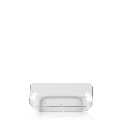 FINGERFOOD Tanier obdĺžnikový 7,7x5,2x1,6 cm / 50 ks