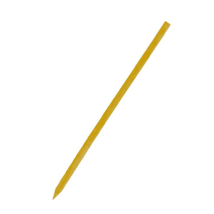 Špajdle bambusové ostré 20 cm, pr. 2,5 mm / bal. 200 ks