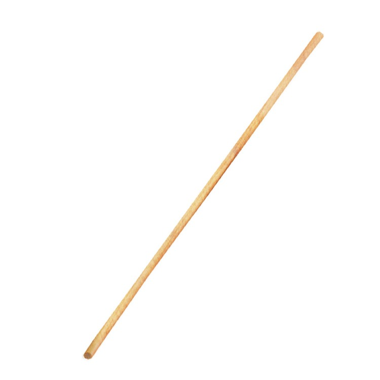 Špajdle drevené tupé 30 cm, pr. 2,5 mm / bal. 100 ks