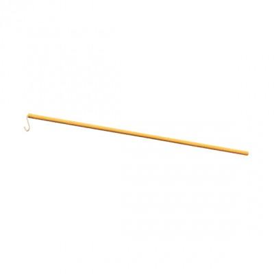 Držiak na lampión drevený 55 cm