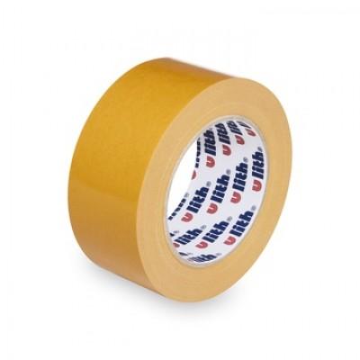 Lepiaca páska obojstranná Duplo 468 s textilom / 50 mm x 25 m