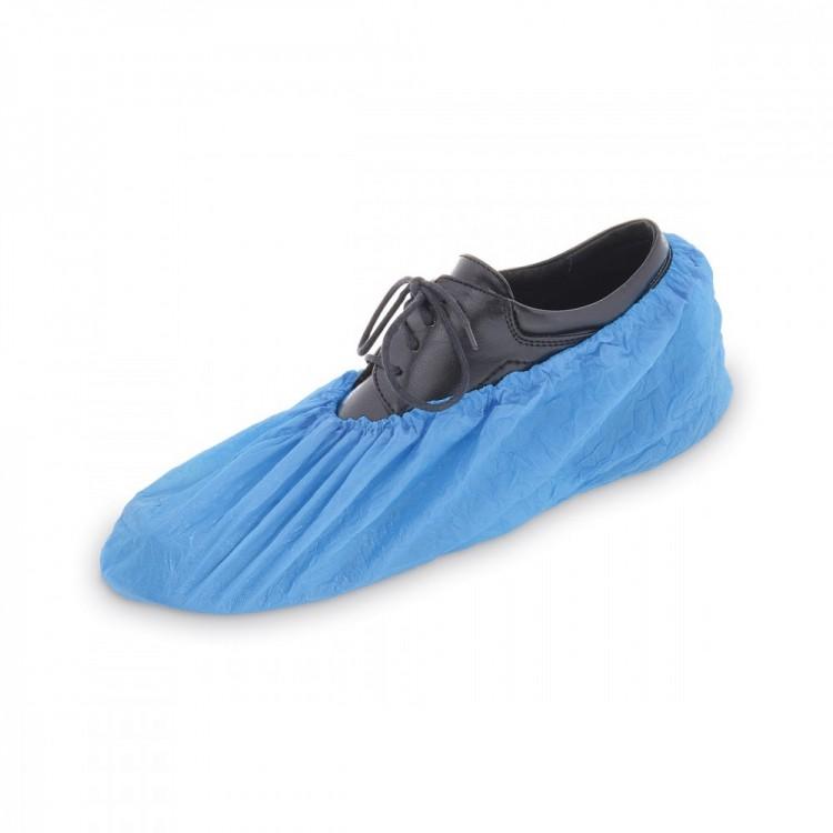 Návleky na obuv 40x14 cm Modré / bal. 100 ks