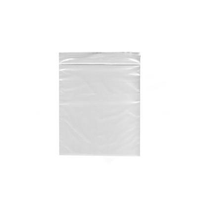Vrecko LDPE ZIP 10x15 cm Biele / bal. 100 ks