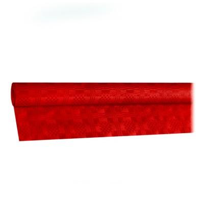 Obrus papierový 8x1,2 m Červený