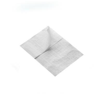 Obrúsky do zásobníka 1-vrstvové 17x17 cm Biele