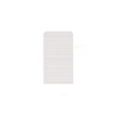 Vrecko papierové 8x11 cm Biele / bal. 100 ks