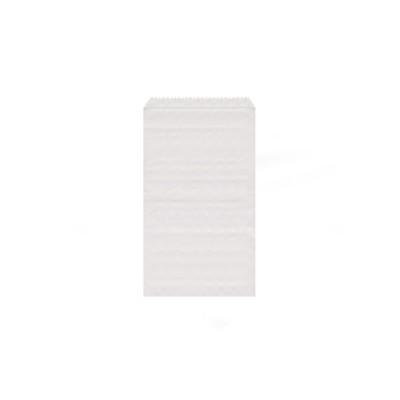Vrecko papierové 9x14 cm Biele / bal. 100 ks