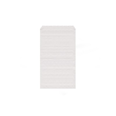 Vrecko papierové 11x17 cm Biele / bal. 100 ks