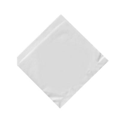 Vrecko na hamburger 16x16 cm Biele / bal. 500 ks