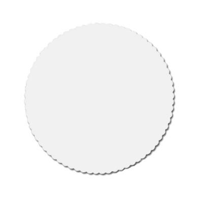 Prírezy okrúhle ozdobné pr. 32 cm / bal. 100 ks