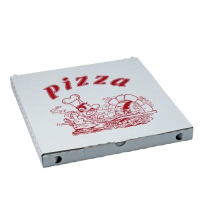 Krabica pizzová 340x340x30 mm Potlač / bal. 100 ks
