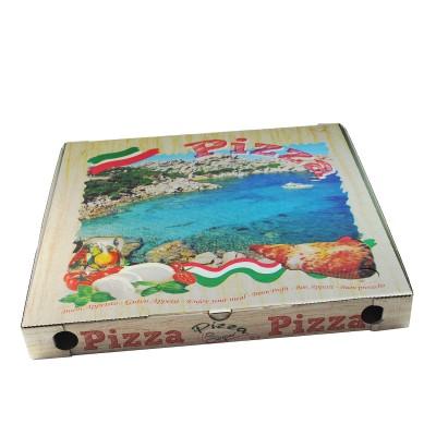 Krabica pizzová 500x500x50 mm Potlač / bal. 100 ks