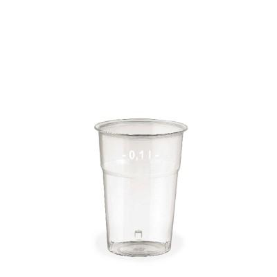 Pohár krištáľový 100 ml, pr. 57 mm / bal. 50 ks