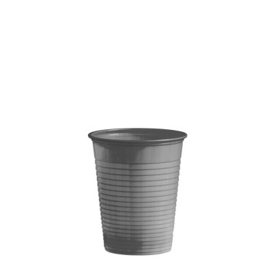 Pohár plastový 180 ml, pr. 70 mm Strieborný / bal. 50 ks