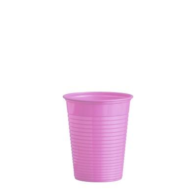 Pohár plastový 180 ml, pr. 70 mm Svetlofialový / bal. 50 ks