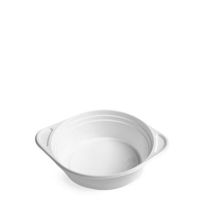 Miska PP na polievku 500 ml Biela / bal. 100 ks
