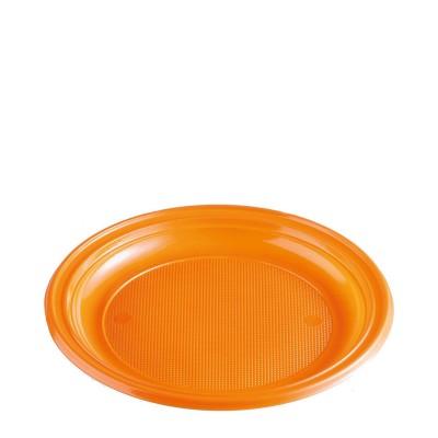 Tanier pr. 22 cm Oranžový / bal. 30 ks