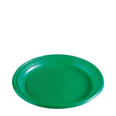 Tanier pr. 22 cm Zelený / bal. 30 ks