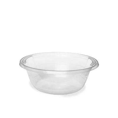 Miska PP na polievku 600 ml na horúce Priehľadná / bal. 50 ks