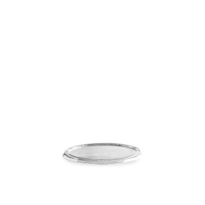 Viečko PP na kelímok okrúhly pr. 101 mm Priehľadné / bal. 100 ks