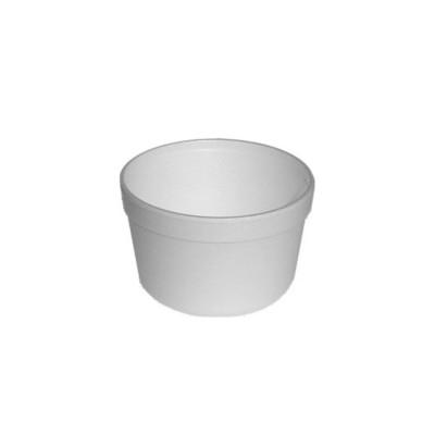 Miska PPS 460 ml Hladká / bal. 25 ks
