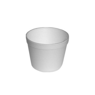 Miska PPS 550 ml Hladká / bal. 25 ks