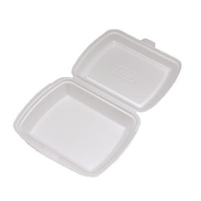 Menu box PPS 1-dielny 241x207x69 mm / bal. 125 ks