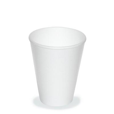 Pohár PPS 280 ml s ryskou 0,25 l Biely / bal. 50 ks