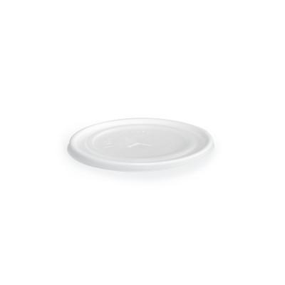 Viečko plastové na pohár PPS 280 a 340 ml s krížovým otvorom / bal. 100 ks